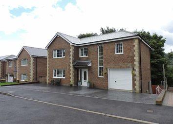 Thumbnail 4 bedroom detached house for sale in Lloyd Street, Trebanos, Pontardawe, Swansea