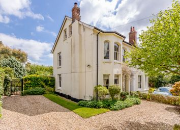 Thumbnail 5 bed semi-detached house for sale in The Crescent, Farnham