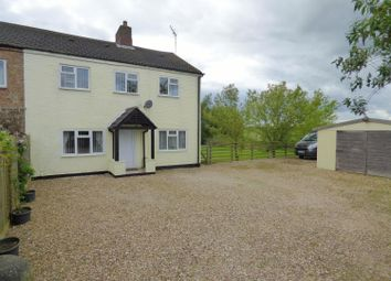 Thumbnail 4 bedroom detached house for sale in Railway Cottages, Lockington, Driffield