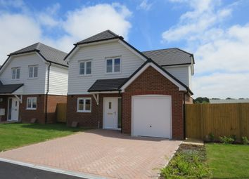 Thumbnail 4 bed detached house for sale in Great Easthall Way, Sittingbourne