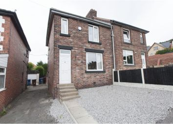 Thumbnail 2 bed semi-detached house for sale in Longsight Road, Barnsley