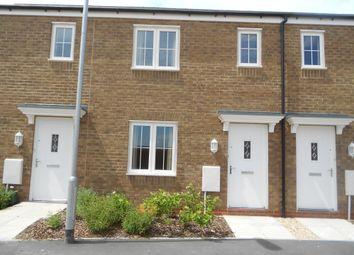 Thumbnail 3 bed terraced house to rent in Cunningham Road, Yeovil