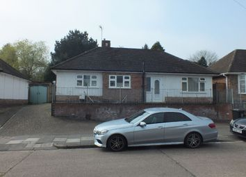 Thumbnail 3 bedroom bungalow to rent in Summerlea Road, Leicester