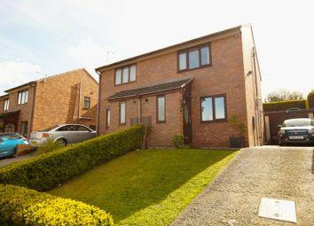 Thumbnail 2 bed semi-detached house for sale in Caer Ffynnon, Tyn Twll Lane, Bagillt