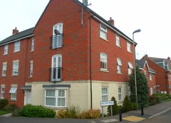 Thumbnail 2 bed flat to rent in Shipton Road, Leicester