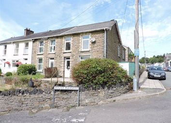 Thumbnail 3 bedroom end terrace house for sale in Mount Pleasant, Pontardawe, Swansea