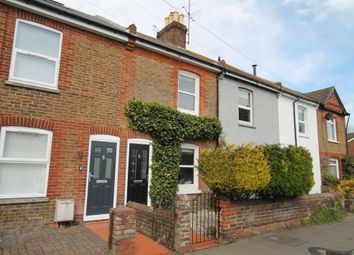 Thumbnail 2 bed terraced house for sale in Dominion Road, Broadwater, Worthing