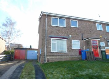Thumbnail 1 bed flat to rent in Acacia Court, Forest Town, Mansfield
