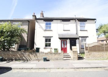 Thumbnail 2 bed terraced house for sale in Clarendon Road, Ashford
