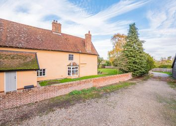 Thumbnail 4 bed detached house for sale in Westhorpe, Stowmarket