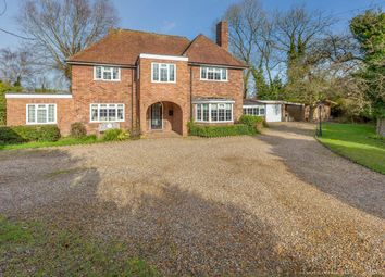 Thumbnail 5 bed detached house for sale in Livermere Road, Great Barton, Bury St. Edmunds
