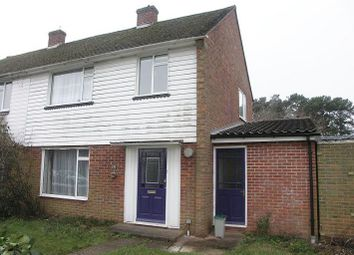 Thumbnail 3 bed semi-detached house for sale in Long Grove, Baughurt