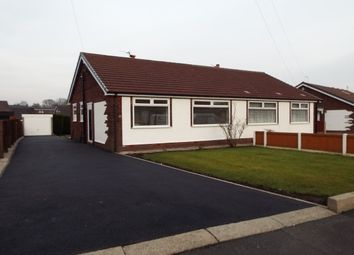Thumbnail 2 bed bungalow to rent in Helsby Gardens, Bolton