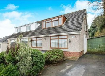 4 bed semi-detached house for sale in Manor Road, Manselton, Swansea, West Glamorgan SA5