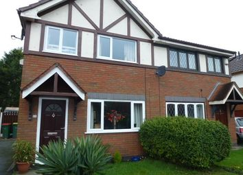 Thumbnail 3 bed semi-detached house for sale in Dovedale Close, Preston