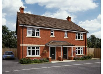 Thumbnail 3 bed semi-detached house for sale in Plot 68, The Park, Signal Way, Chippenham, Wiltshire