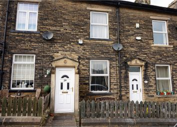 Thumbnail 3 bed terraced house for sale in Parkside Terrace, Cullingworth