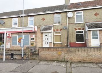 Thumbnail 2 bedroom terraced house to rent in Hall Road, North Oulton Broad, Lowestoft
