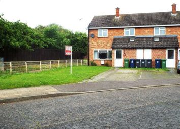 Thumbnail 2 bedroom semi-detached house for sale in Somerset Road, Wyton, Huntingdon, Cambridgeshire
