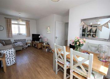 Thumbnail 2 bed flat for sale in Walkinshaw Road, Nightingale Rise, Moredon, Swindon