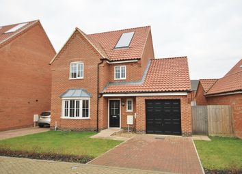 Thumbnail 3 bed property to rent in Blazey Drive, Wymondham, Norfolk