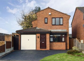 Thumbnail 3 bed detached house for sale in Spinney Lane, Chase Terrace, Burntwood