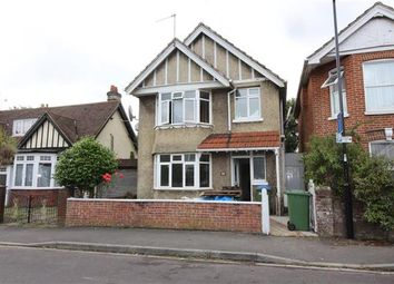 Thumbnail 3 bedroom detached house to rent in St. James Park Road, Shirley, Southampton