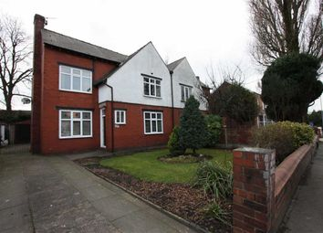 Thumbnail 3 bedroom semi-detached house for sale in Bury Road, Breightmet, Bolton