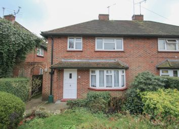 Thumbnail 1 bed maisonette to rent in Windle Close, Windlesham, Surrey