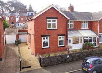 Thumbnail 4 bed semi-detached house for sale in Whipton Lane, Heavitree, Exeter, Devon