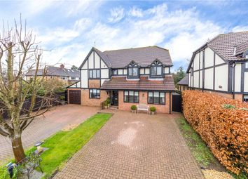 Thumbnail 4 bed detached house for sale in Anvil Place, St. Albans, Hertfordshire