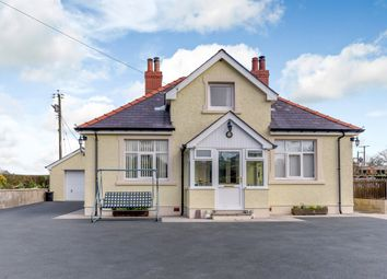 Thumbnail 3 bed detached bungalow for sale in Maesycrugiau, Pencader