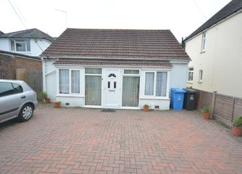 Thumbnail 2 bed detached bungalow for sale in Creekmoor Lane, Creekmoor, Poole