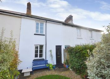Thumbnail 2 bed terraced house for sale in Exe View, Exminster, Exeter, Devon
