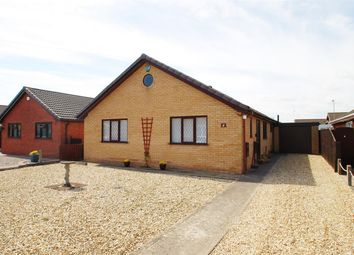 Thumbnail 3 bed bungalow for sale in St. Valentines Way, Skegness