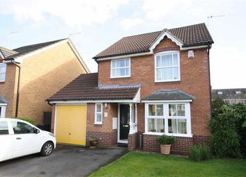Thumbnail 3 bed detached house for sale in Kempton Park Court, Chippenham, Wiltshire