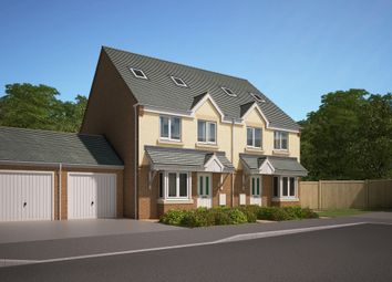 Thumbnail 4 bed semi-detached house for sale in Groveley Lane, Longbridge, Northfield, Birmingham