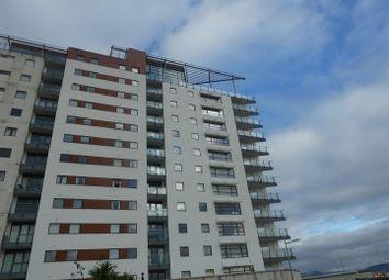 Thumbnail 2 bed flat to rent in Aurora Building, Trawler Rd, Maritime Quarter, Swansea