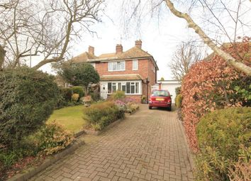Thumbnail 3 bed semi-detached house for sale in Peartree Lane, Little Common, East Sussex