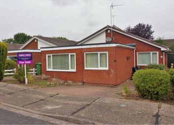 Thumbnail 3 bed detached bungalow for sale in Harpswell Road, Lincoln