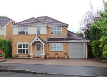 Thumbnail 4 bed detached house for sale in Bishops Meadow, Four Oaks, Sutton Coldfield