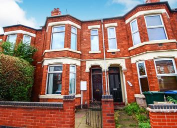 Thumbnail 4 bed terraced house for sale in Albany Road, Earlsdon, Coventry