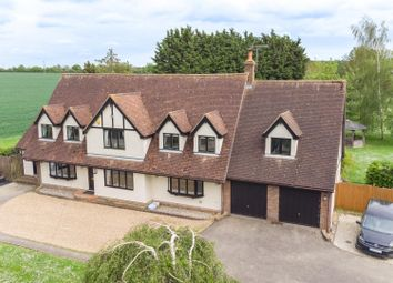 Thumbnail 5 bed detached house for sale in Gallows Green, Dunmow