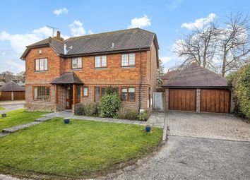 4 bed detached house for sale in Close To Village And Walks, Storrington, West Sussex RH20