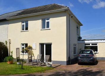 Thumbnail 3 bedroom semi-detached house to rent in Clyst Hydon, Cullompton