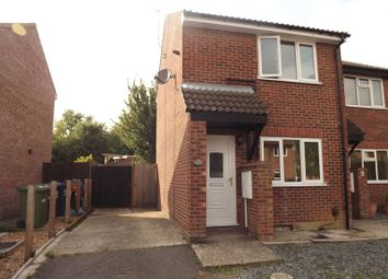 Thumbnail 2 bedroom semi-detached house for sale in Anson Place, Eaton Socon, St. Neots