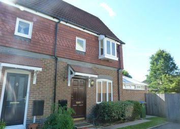 Thumbnail 1 bed semi-detached house to rent in Fernihough Close, Weybridge, Surrey