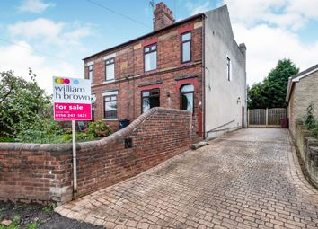 3 bed semi-detached house for sale in Netherthorpe Lane, Killamarsh, Sheffield S21