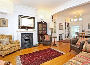 Thumbnail 6 bed terraced house to rent in Beauclerc Road, Brackenbury Village, Hammersmith, London
