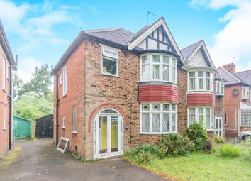 Thumbnail 3 bed semi-detached house for sale in Sarehole Road, Hall Green, Birmingham